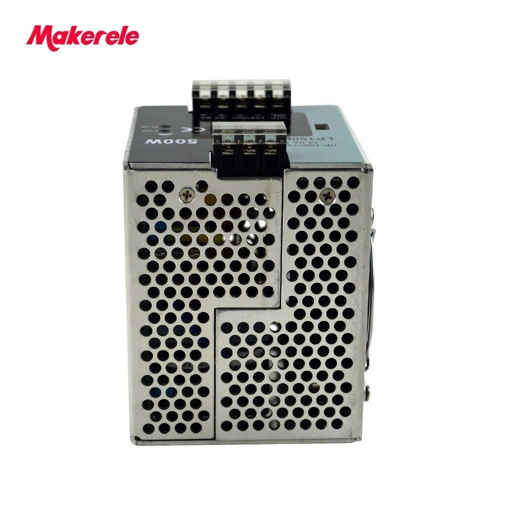 Alimentation à découpage à sortie unique ac-dc 500 w 24 v 20.8a LP-500-24 pour bande de LED avec affichage numérique - 2