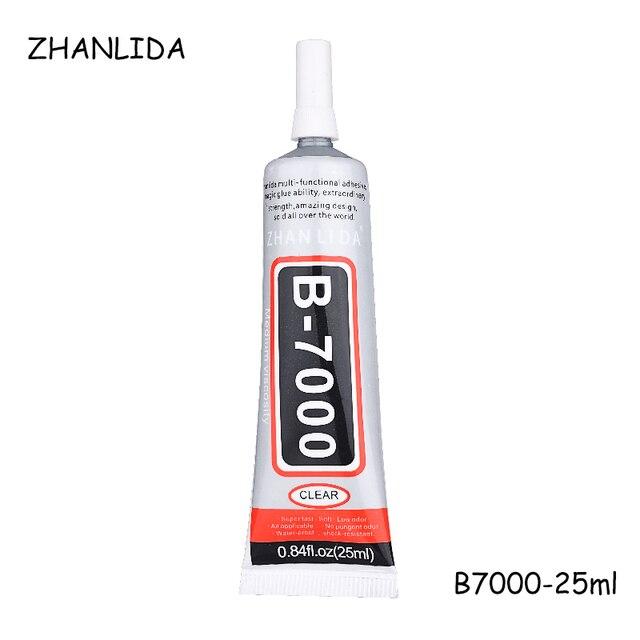 ZHANLIDA 25ml B7000 Liquid Glue Multipurpose Adhesive Jewelry ...