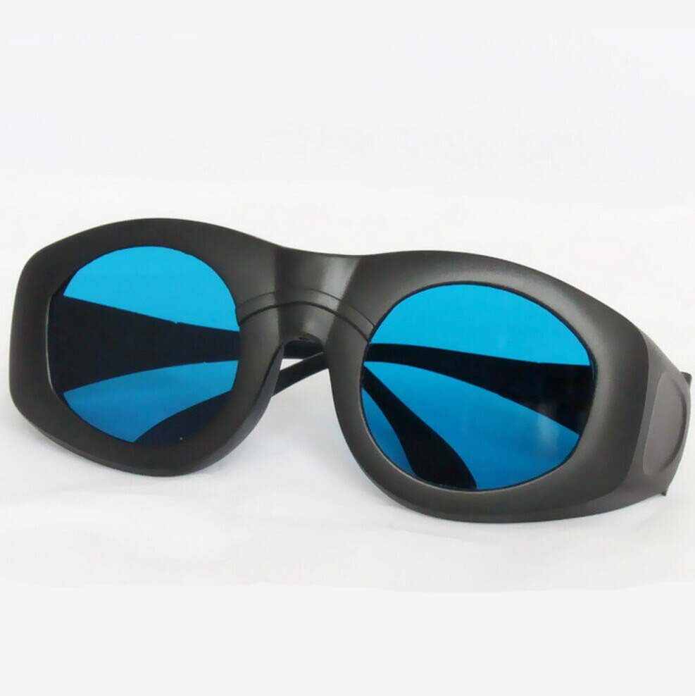 laser safety glasses 600-1100nm O.D 6 VLT 50% CE certified for 632.8 694 755 808 810 980 904 1064nm lasers