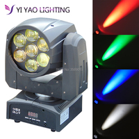 7x12w LED Beam Wash Moving Head light with Zoom DJ Disco