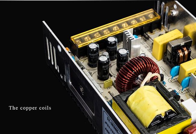 480 W 12 V 40A LED transformateur LED interrupteur alimentation pilote LED bande lumière affichage adaptateur AC110V 240V entrée 12 V livraison gratuite - 5