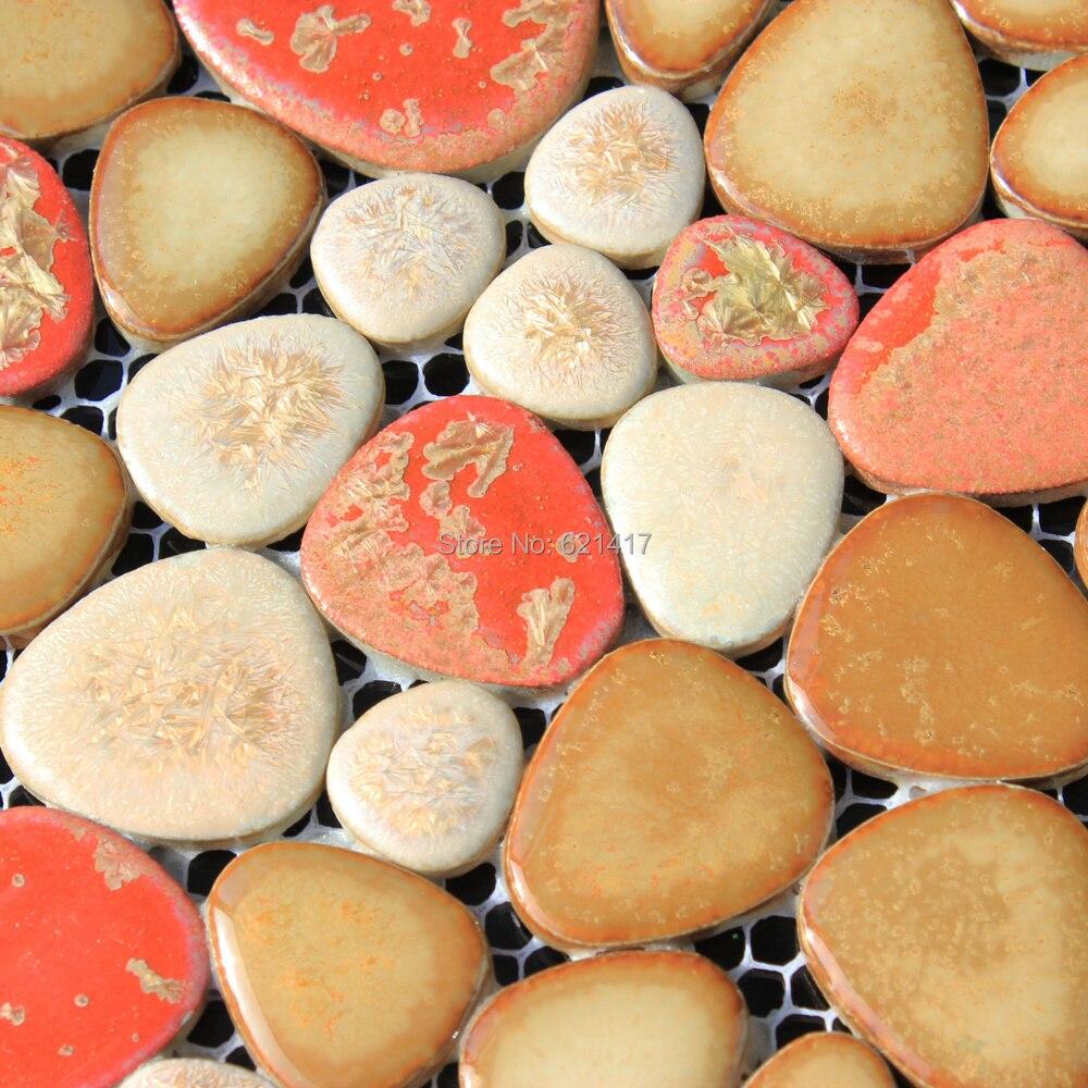 Pebble mozaïektegels promotie winkel voor promoties pebble ...