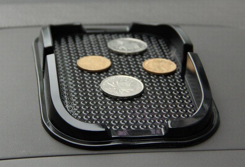 HTB13NUsLXXXXXaJXVXXq6xXFXXXW - Black Car Dashboard Sticky Pad Mat Anti Non Slip Gadget Mobile Phone GPS Holder Interior Accessories soporte For meizu m2 mini