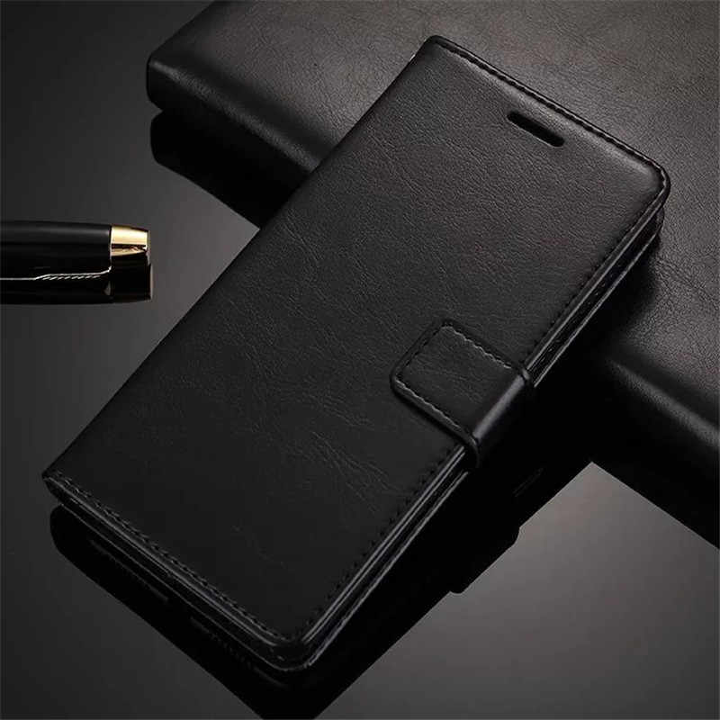 Redmi Note 7 6 Pro Redmi 7 7A 6A 5A 5 Plus 4X 4 Global Leather Flip Case For Xiaomi Mi A2 Lite A1 6X 8 SE 9T A3 Wallet Case