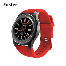 Fuster G8 Sleep Tracker Smart Watch Bluetooth 4.0 Call Message Reminder Heart Rate Monitor Smart watchs For Android iPhone