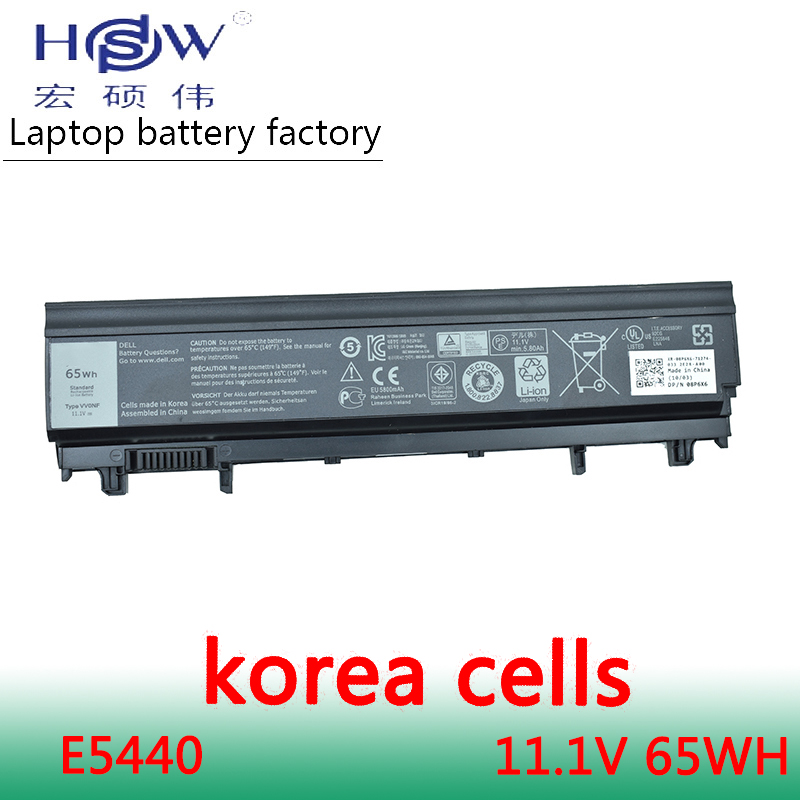 HSW battery 11.1V 65WH For Dell 312-1351 451-BBID 451-BBIE 451-BBIF 3K7J7 970V9 9TJ2J N5YH9 TU211 VV0NF bateria akku hsw 7800mah laptop battery for dell latitude e4300 e4310 0fx8x 312 0822 312 0823 312 9955 451 10636 451 10638 451 11459 bateria