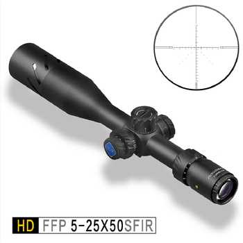 Discovery HD FFP 5-25X50 SFIR First focal plane Tactical Optics Riflescope Shooting and Hunting rifle scope With Illumination - DISCOUNT ITEM  25% OFF All Category