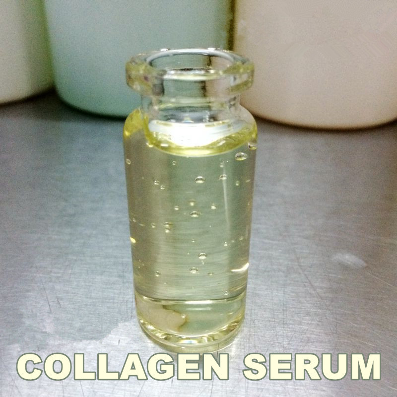 2pcs 10ml Ageless POWERFUL COLLAGEN GROWTH SERUM LIQUID FIRMING FACE LIFT ACTIVE PEPTIDES EGF