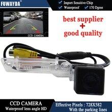 Fuwayda CCD заднего вида обратный резервный cameraf для VW Caddy/Passat/jatta/Гольф Plus/Touran /Skoda Superb/Multivan T5 водонепроницаемый