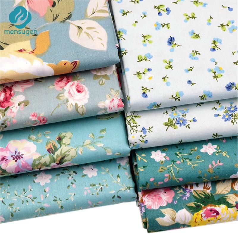 HTB13NWyao rK1Rjy0Fcq6zEvVXaP 20cmx25cm and 25cmx25cm Cotton Fabric Printed Cloth Sewing Quilting Fabrics for Patchwork Needlework DIY Handmade Material