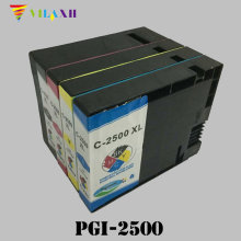 PGI-2500 PGI 2500 xl Ink Cartridge for Canon PGI2500 pgi-2500xl MAXIFY MB5350 iB4050 MB5050 5350 MB4050 Printer for Europe pgi2500 pgi 2500 xl empty refillable cartridge with arc chip for canon pgi 2500 maxify ib4050 mb5050 mb5350 inkjet printer ink