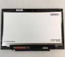 14 «дюймовый ЖК-дисплей Дисплей Сенсорный экран для Lenovo ThinkPad X1 Carbon ЖК-дисплей Экран + сенсорный дигитайзер Ассамблеи lp140qh1 SP A2 дисплей ЖК-дисплей