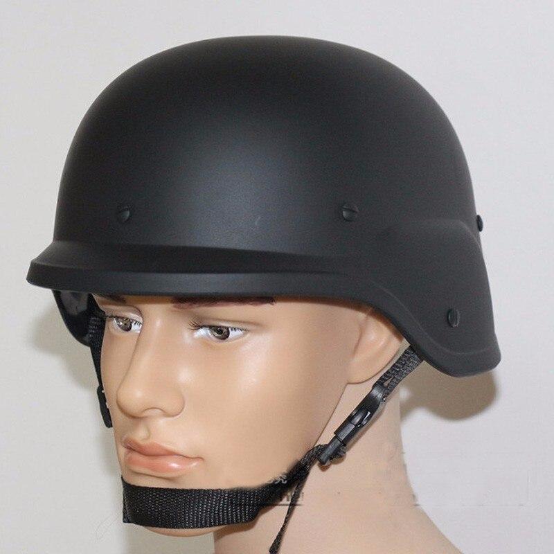 Fein M88 Abs Airsoft Taktische Helm Armee Militärische Kraft Cs Jagd Helme Schießen Paintball Kopf Mit Verstellbaren Kinnriemen Schutzhelm