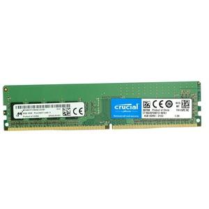 Crucial Original RAM DDR4 4GB 8GB 16G PC4-19200 DDR4-2133HMZ 2400HMZ 2666MHz 288-Pin For desktop memory