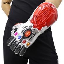 Gloves Weapon-Props Arms-Superhero Cosplay Iron Man Latex Stark Tony Endgame