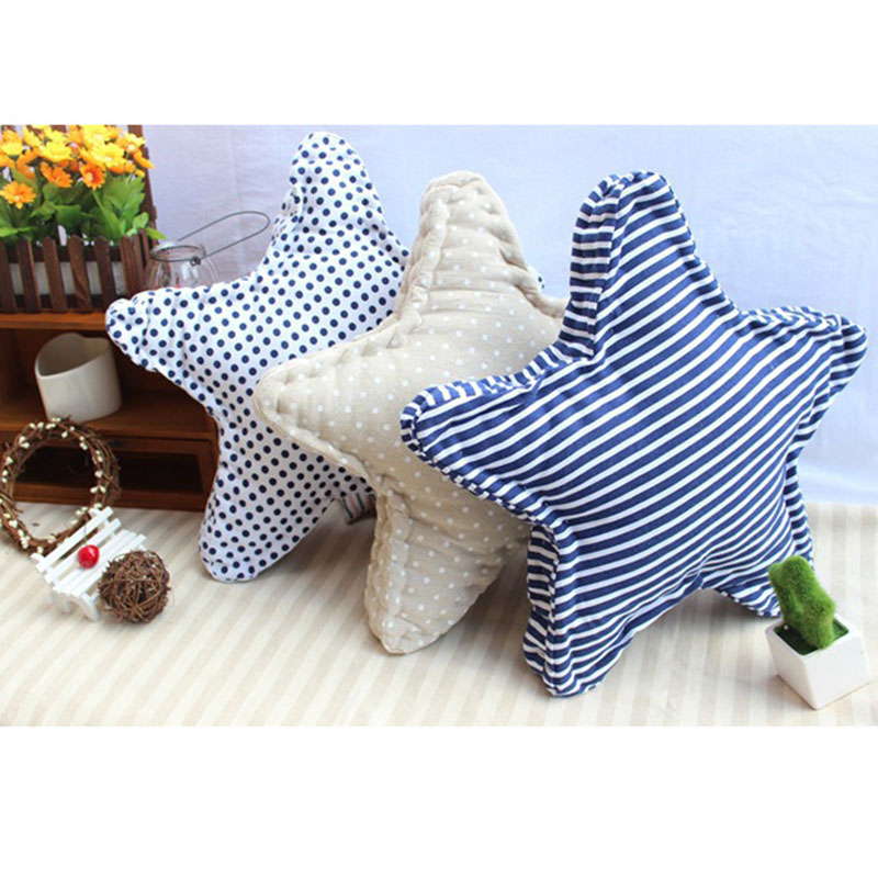 CLOVER LANGUAGE Boho cotton Home Decor back Star pillow chair seat pads Seat Cushion Back Cushion Nordic style Home Textiles