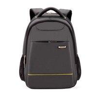 High Quality Boys School Bags College Backpack Waterproof 15 Inch Laptop Bag Men Travel Bags Schoolbag