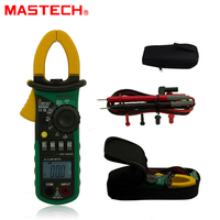 MASTECH MS2008A Mini Digital Clamp Meter For AC Current AC/DC Voltage Tester