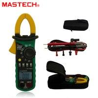 Mastech ms2008a ac 전류 ac/dc 전압 테스터 용 미니 디지털 클램프 미터