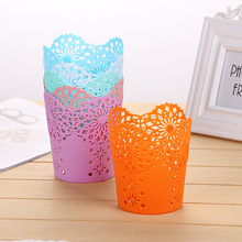 купить Pen holder Gift Basket  Cute Pen Desktop Storage Basket SNL001G дешево