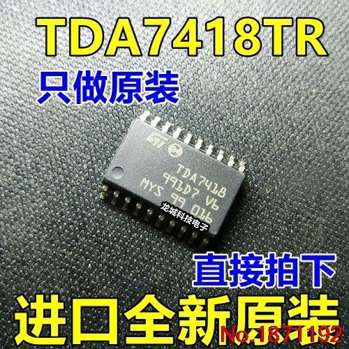 Price TDA7418TR