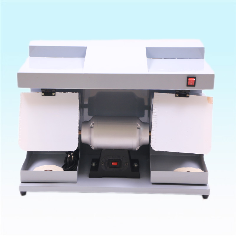 Dental Lab Equipment CE Approved Cutting and Polishing Lathe with Low Noise Polishing Casting machine