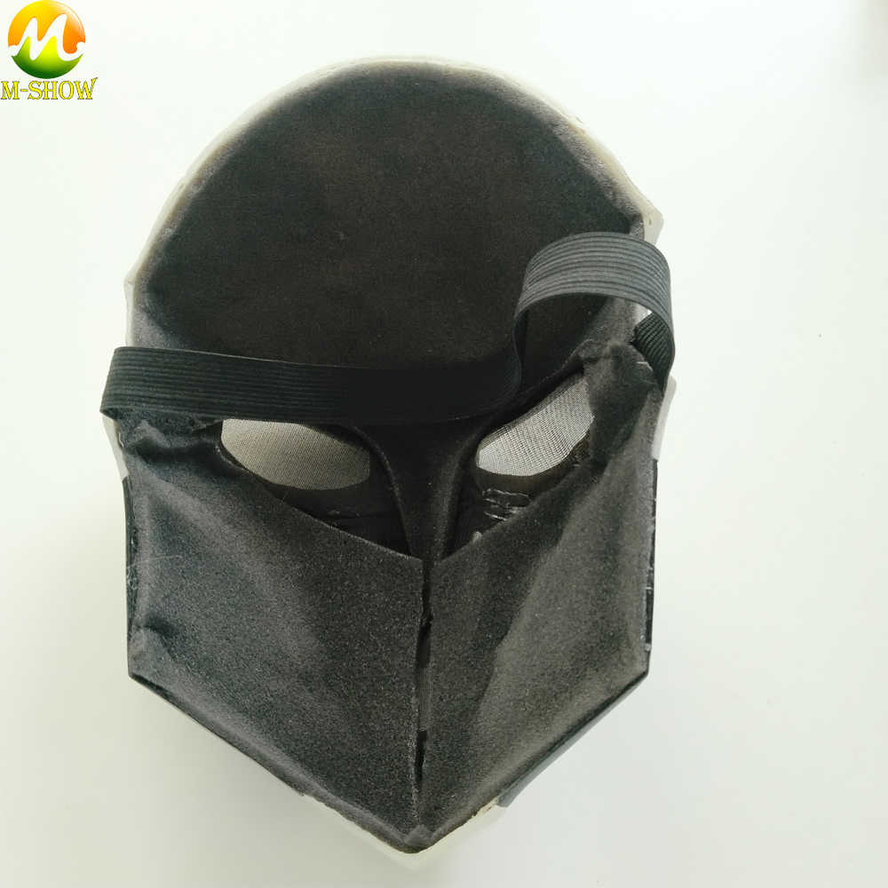 Overwatch Reaper Mask Cosplay Costume Mask OW Gabriel Reyes FRP Material  Helmet Halloween Game Gifts Anime Party