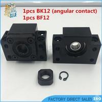 BK12 BF12 For SFU1605 Ballscrew Set 1 Pc Of BK12 And 1 Pc BF12 For SFU1605