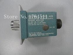 [BELLA] Narda 460B 10 MHZ-12,4 GHZ 0.001-1,0 mW (30dB) Precisión de sonda