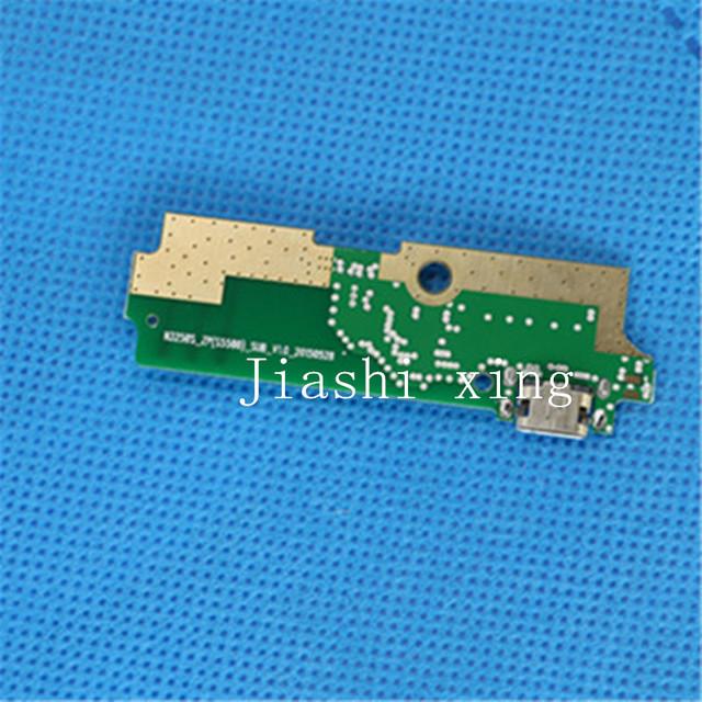 ZOPO ZP951 USB Bordo Cargo Enchufe Original conector USB Enchufe Del Cargador Junta Módulo Para ZOPO 7 Velocidad 5.0 pulgadas Smartphone