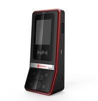 2.8 дюймов TFT Мониторы 1000 Пользователь Уход за кожей лица признания двери Система контроля доступа