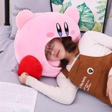 Cartoon Stuffed Plush Animal Headgear Pillow Nap pillow Toys Kids Present Children Baby Birthday Gift