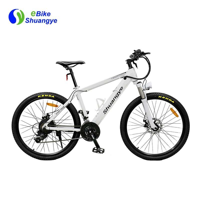 ᐃEnvío libre shuangye potente 27.5 \'\'bicicleta de montaña e para au ...