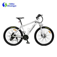 Free shipping Shuangye powerful 27.5'' mountain e bike for AU