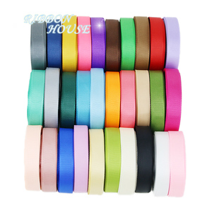 (10 meters/roll) 12mm Grosgrain Ribbon Wholesale gift wrap decoration Christmas ribbons
