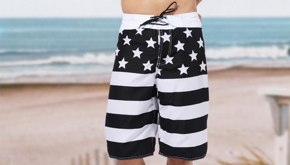 2017 chegada nova shorts dos homens surf