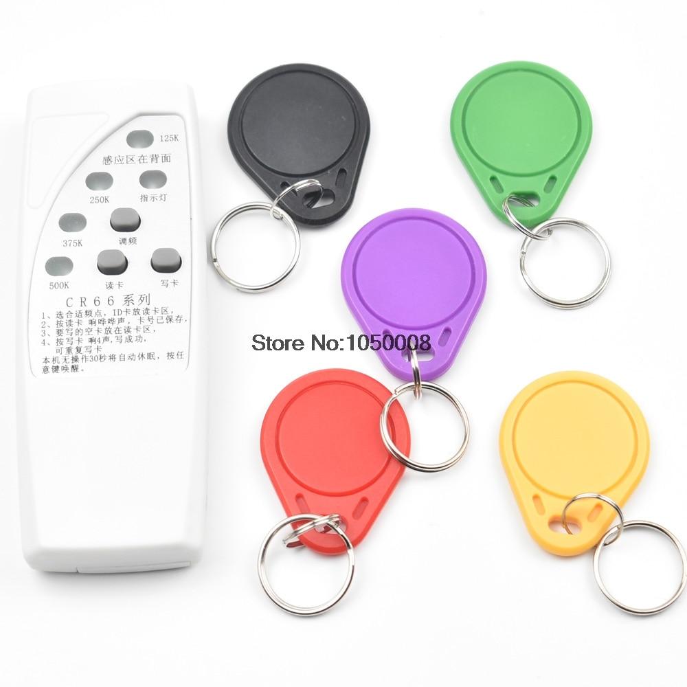 Handheld 125KHz RFID ID Card Writer/Copier