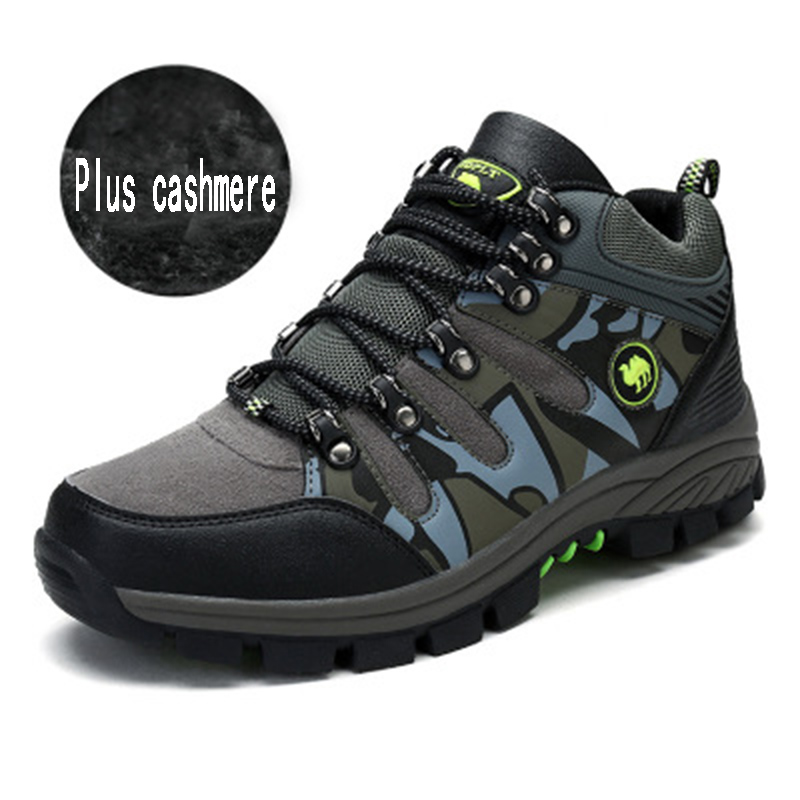 2018 Rushed New Flock Rubber Sapato Masculino Zapatos Sapatos Outdoor - Мужская обувь - Фотография 5