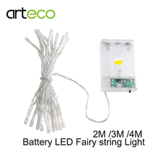 4M party Battery LED