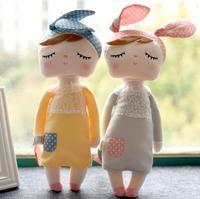 Kawaii Plüsch Stofftier Cartoon Kinder Spielzeug Geburtstag Weihnachtsgeschenk Metoo Puppe