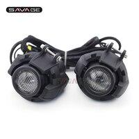 Driving Aux Fog Lights Lamp Light Assembly For BMW R 1200GS 1150GS 1200 GS R1200GS Adventure