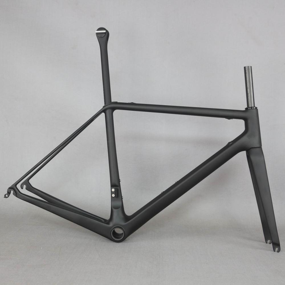 NEW EPS Technology DI2 Groupset Bike Carbon Frame  New Model T1000 Super Light Carbon Frame . FM609 Carbon Frame SGS Test Frame