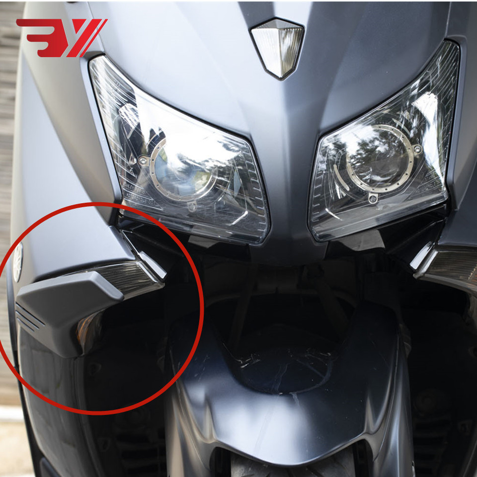 Image 5 - BYSPRINT Motorcycle Modified tmax Front Rear Turn Signal Tail Tamp Light Cover Shell Cap For Yamaha TMAX 530 tmax 530 2012 2016-in Covers & Ornamental Mouldings from Automobiles & Motorcycles