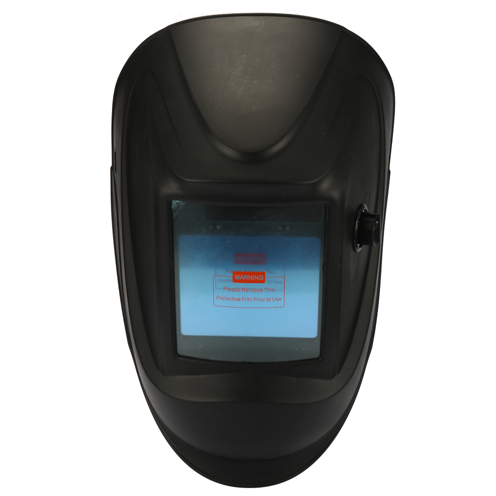 Solar Energy Automatic Changing Light Welding Mask Cap TIG GMAW Welding Helmet With Large Window And 4pcs Arc Sensors