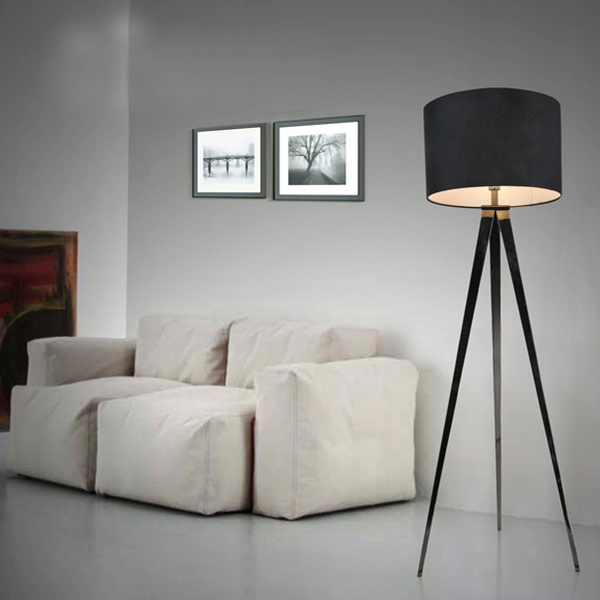 Modern minimalist fashion creative living room floor lamp bedroom ...