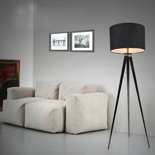 Moderne minimalistische mode creatieve woonkamer vloerlamp ...
