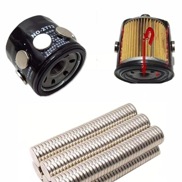 LARATH 6 Teile/los automotor wartung starke scheibe ndfeb seltenerd ...