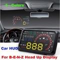 "5.5"" HUD Car Head Up Display Light Projector Vehicle OBD II w202 w220 w204 w203 w210 w124 w211 w222 w164  C SLK CLK SLR"