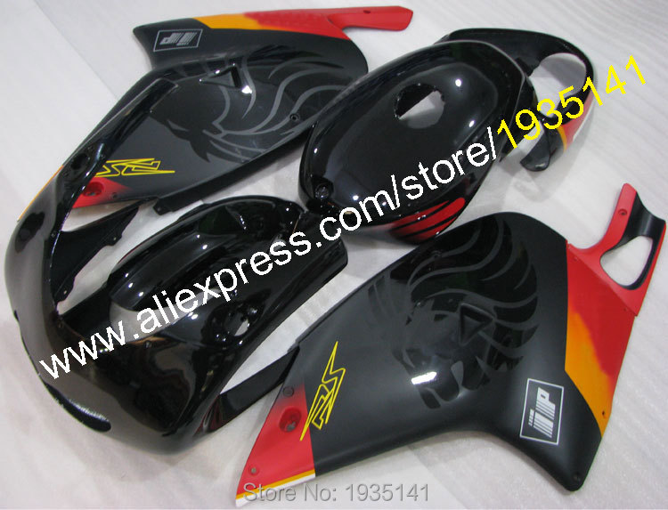 Hot Sales,Popular Motorbike parts For Aprilia RS 125 2001 2002 2003 2004 2005 ABS Fairing RS125 01 02 03 04 05 plastic Cowling
