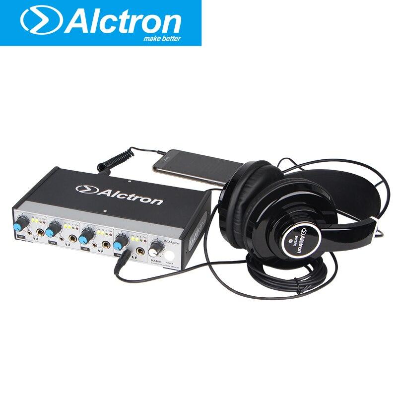 Alctron HA400 amplificador de auriculares compacto profesional usado - Audio y video portátil - foto 5